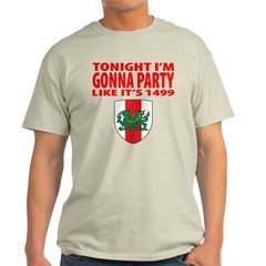 "Midrealm ""Party"" Light T-Shirt"