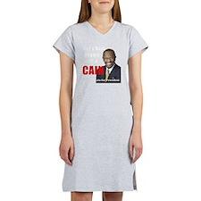 Beat Obama dark Women's Nightshirt