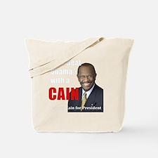 Beat Obama dark Tote Bag