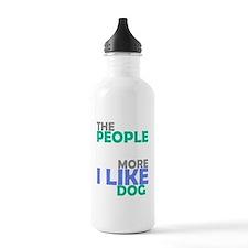 I like my dog light Water Bottle