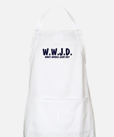 What Would Jack Do? BBQ Apron
