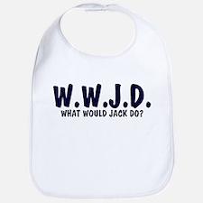 What Would Jack Do? Bib