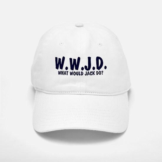 What Would Jack Do? Baseball Baseball Cap