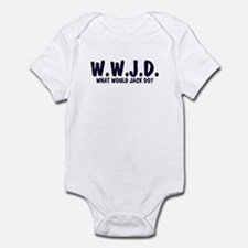 What Would Jack Do? Infant Bodysuit