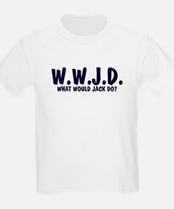 What Would Jack Do? Kids T-Shirt