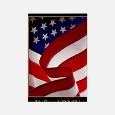 FREEDOM 11x14 ARMY Rectangle Magnet
