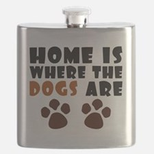 Home where dogs are Flask