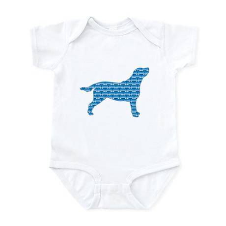 Bone Labrador Infant Bodysuit