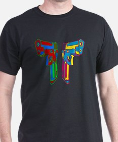 GUNS_2c_ipad_case T-Shirt