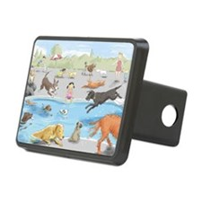 dog_pool_9X12_crp Hitch Cover