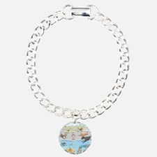 dog_pool_9X12_crp Bracelet