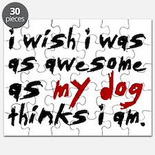 Dog awesome Puzzle