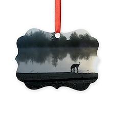 Junie_river_mist Ornament