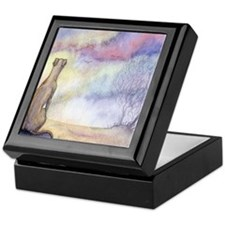 dawn of a new day Keepsake Box