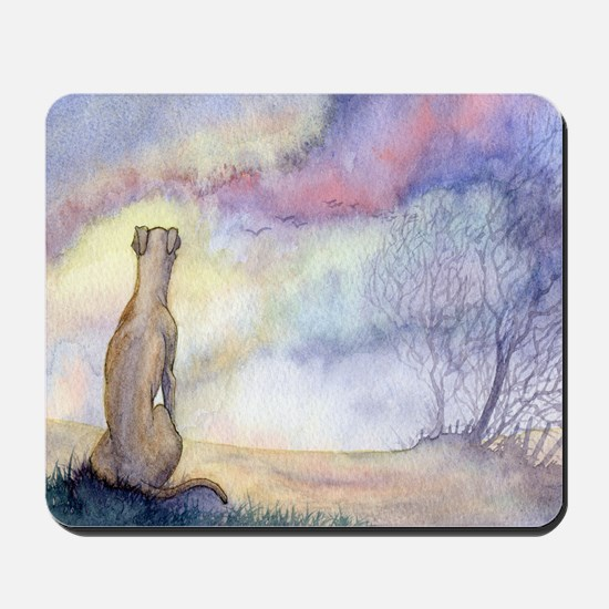 dawn of a new day Mousepad