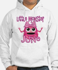 june-g-monster Hoodie