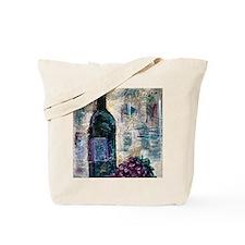 Wine Still Life Tote Bag