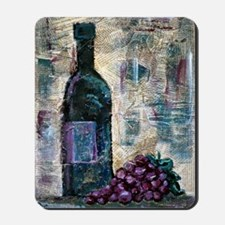 Wine Still Life Mousepad