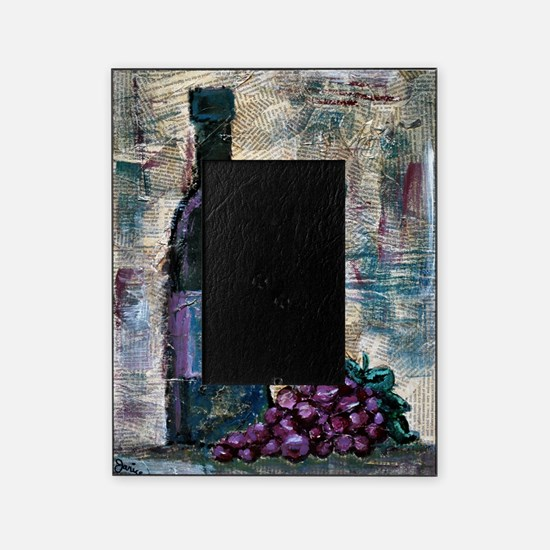 Wine Still Life Picture Frame