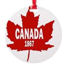 Canada Since 1867 Ornament