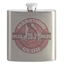 Marathon Club - Pink Flask