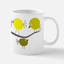 Retro Etsy Eames Birds 5 Mug