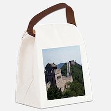 GreatWallOfChinaMousepad Canvas Lunch Bag
