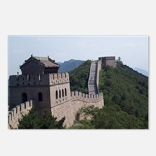 GreatWallOfChinaMousepad Postcards (Package of 8)