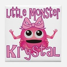 krystal-g-monster Tile Coaster