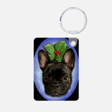 ZD_ornament_oval Keychains