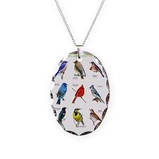 Songbirds of North America Necklace
