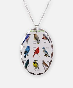Songbirds of North America Necklace