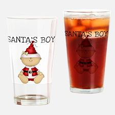 santasboy Drinking Glass