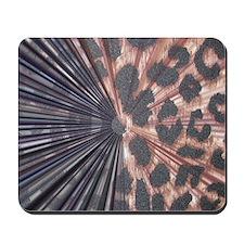Leopard Print Mix Mousepad