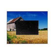 delaware barn Picture Frame