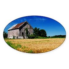delaware barn Decal