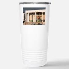 The opera house and fountain. T Travel Mug