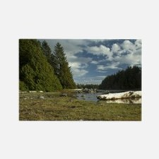 Pacific Rim National Park Preserv Rectangle Magnet