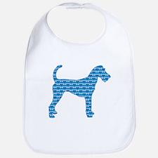 Bone Terrier Bib