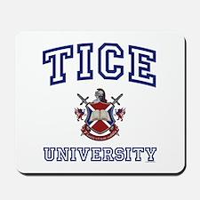 TICE University Mousepad