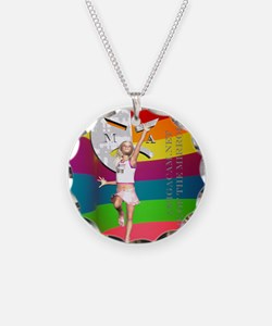 Cammie20ColorBrightShirt Necklace