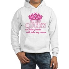 Im his queen copy Hoodie