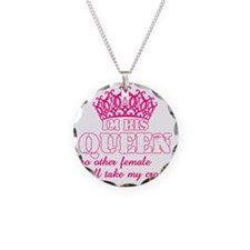 Im his queen copy Necklace