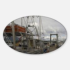 Marina, Tofino, British Columbia, C Decal