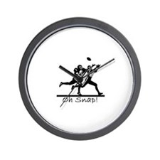 Football Completion Wall Clock
