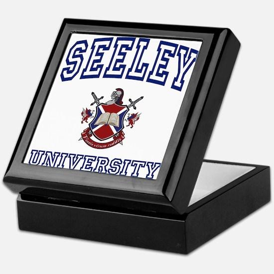 SEELEY University Keepsake Box