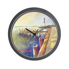 Barnegat LightORN1-BOX Wall Clock