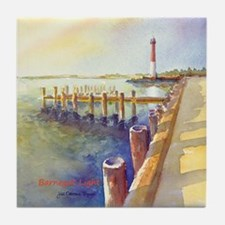 Barnegat LightORN1-BOX Tile Coaster