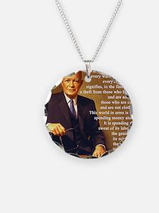 Eisenhower Every Gun 1 Necklace