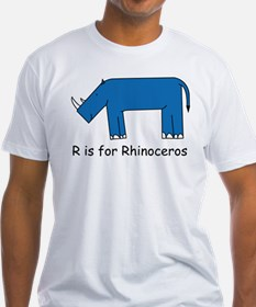 R is for Rhino Shirt